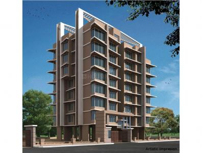 Gallery Cover Image of 800 Sq.ft 2 BHK Apartment for buy in Omkar Shubhangi, Mulund East for 16500000
