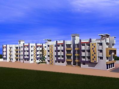 Gallery Cover Pic of Shreeram Upasana Apartment
