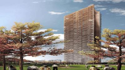 Gallery Cover Image of 1290 Sq.ft 3 BHK Apartment for rent in Lodha Marquise, Worli for 180000