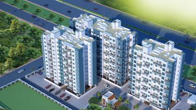 Gallery Cover Image of 867 Sq.ft 2 BHK Apartment for buy in The TCG Panorama Phase II Bldg B, Ambegaon Budruk for 5400000