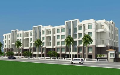 Gallery Cover Image of 1305 Sq.ft 3 BHK Independent Floor for buy in Manjri Green Annexe B1 B2 B3, Hadapsar for 6500000