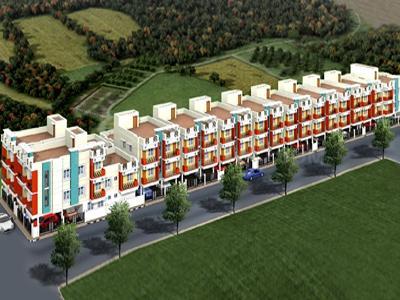 Gallery Cover Image of 620 Sq.ft 1 BHK Apartment for buy in VGK Sumangali, Varadharajapuram for 2500000