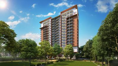 Gallery Cover Image of 1556 Sq.ft 3 BHK Apartment for buy in Capstone Life Flowing Tree, Yelahanka Satellite Town for 14400000