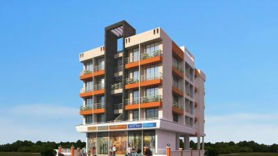 Gallery Cover Image of 635 Sq.ft 1 BHK Apartment for rent in Star Right - 3, Kamothe for 9500