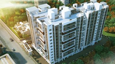 Gallery Cover Image of 1102 Sq.ft 2 BHK Apartment for buy in Makwana Ishanand, Wanwadi for 9000000