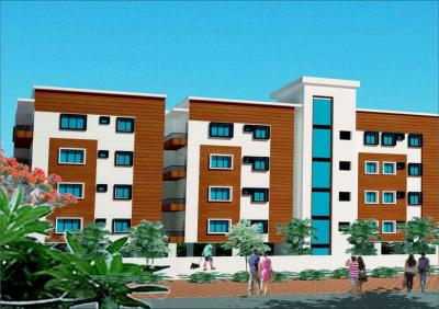 Gallery Cover Image of 1100 Sq.ft 2 BHK Apartment for rent in Kruthi Sai Cambridge Residency, Jogupalya for 30000