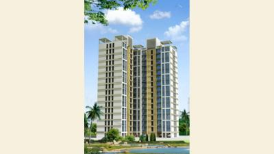 Gallery Cover Image of 585 Sq.ft 1 BHK Apartment for buy in United Park, Jogeshwari West for 10000000