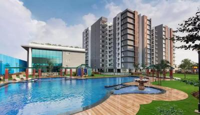 Gallery Cover Image of 1300 Sq.ft 3 BHK Apartment for rent in Appaswamy The Bloomingdale, Pammal for 22000