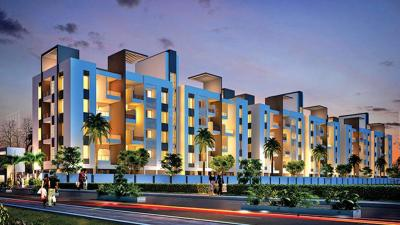 Gallery Cover Image of 620 Sq.ft 1 BHK Apartment for rent in Balaji Casa Height, Hinjewadi for 11000