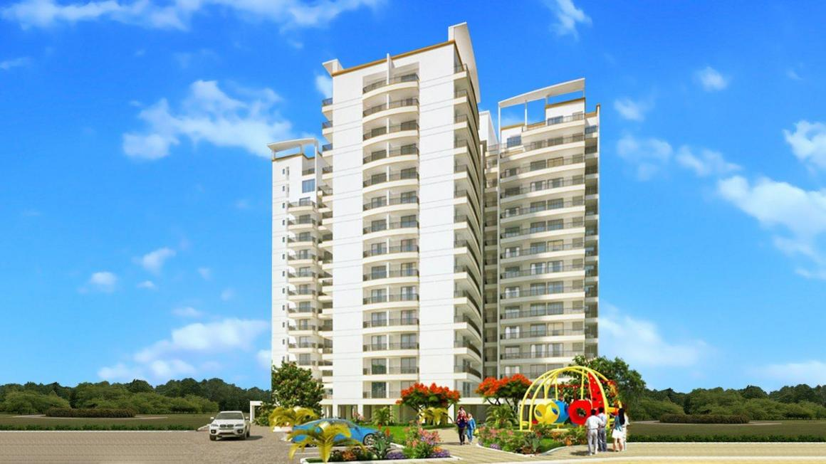 Gallery Cover Pic of Pareena The Elite Residences