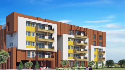 Gallery Cover Image of 1300 Sq.ft 2 BHK Apartment for rent in Rock View, Jakkur for 22000