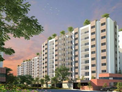 Gallery Cover Image of 1680 Sq.ft 3 BHK Apartment for rent in Arya Hamsa Grande, Gottigere for 24000