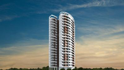 Gallery Cover Image of 1300 Sq.ft 3 BHK Apartment for buy in Vedant Sumeet Elegance 360, Thane West for 15000000