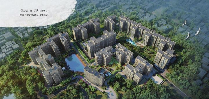 Project Image of 2402 Sq.ft 4 BHK Apartment for buyin New Alipore for 18400000