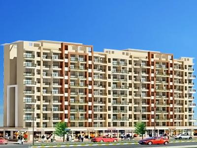 Gallery Cover Image of 530 Sq.ft 1 BHK Apartment for rent in Nagari, Naigaon East for 5000