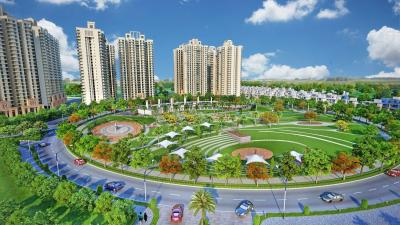 Gallery Cover Image of 1470 Sq.ft 3 BHK Apartment for rent in Gaursons Hi Tech Gaur City 1st Avenue, Noida Extension for 11000