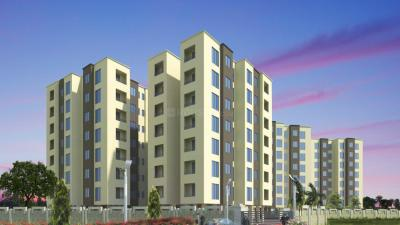 Gallery Cover Image of 745 Sq.ft 1 BHK Apartment for buy in GBK Vishwajeet Green, Ulhasnagar for 3500000