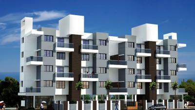 Gallery Cover Image of 670 Sq.ft 1 BHK Apartment for rent in Tara Srishti, Mundhwa for 13000