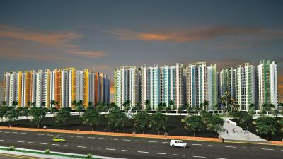 Gallery Cover Image of 940 Sq.ft 2 BHK Apartment for buy in Bharat City, Indraprashtha Yojna for 2450000