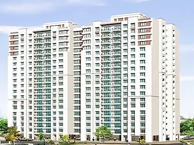 Gallery Cover Image of 1350 Sq.ft 3 BHK Apartment for buy in Shree Tirupati Siddeshwar Gardens, Thane West for 11000000