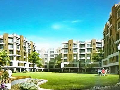 Gallery Cover Image of 1390 Sq.ft 3 BHK Apartment for rent in Dream Excellency, Rajarhat for 15000
