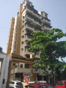 Gallery Cover Image of 1050 Sq.ft 2 BHK Apartment for rent in Monarch Maitri Tower, Nerul for 37000