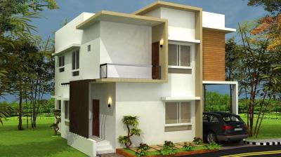 Gallery Cover Image of 1742 Sq.ft 3 BHK Villa for buy in Serenity, Bettadasanapura for 8500000