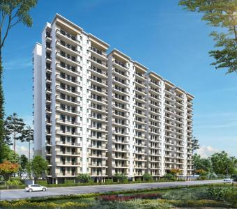 Gallery Cover Image of 800 Sq.ft 3 BHK Apartment for buy in Adore Happy Homes Pride, Sector 75 for 2640000