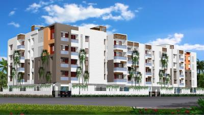 Gallery Cover Image of 1009 Sq.ft 2 BHK Apartment for buy in JBM Mudra, Perungudi for 7000000