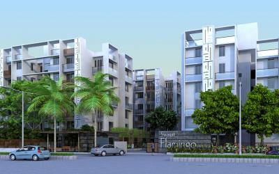 Gallery Cover Image of 1323 Sq.ft 2 BHK Apartment for buy in Swagat Flamingo, Sargasan for 4200000