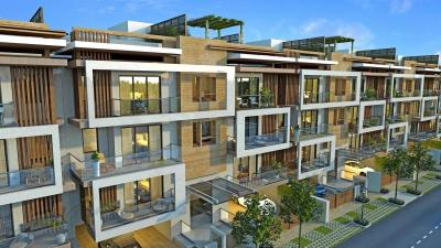 Gallery Cover Image of 1090 Sq.ft 2 BHK Independent Floor for buy in Woodview Residences, Sector 90 for 8200000