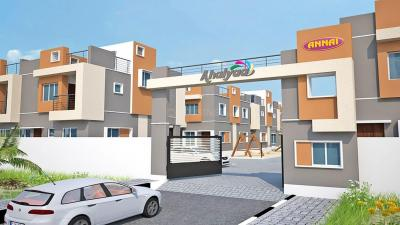 Gallery Cover Image of 1400 Sq.ft 3 BHK Villa for rent in Ahalyaa, Medavakkam for 16000