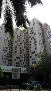 Gallery Cover Image of 1100 Sq.ft 3 BHK Apartment for rent in Tarangan Towers, Thane West for 26000