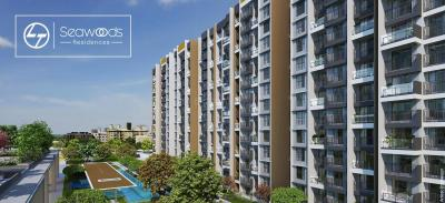 Gallery Cover Image of 1500 Sq.ft 3 BHK Apartment for buy in L And T Seawoods Residences North Towers, Nerul for 26500000