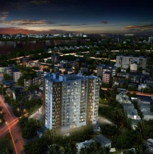 Gallery Cover Image of 2550 Sq.ft 3 BHK Apartment for rent in ETA Lilac Heights, Raja Annamalai Puram for 130000