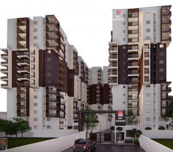 Gallery Cover Image of 962 Sq.ft 3 BHK Apartment for buy in DS Max Skysupreme, Kengeri Satellite Town for 3932000
