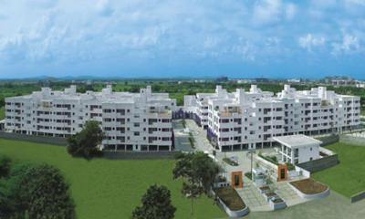 Gallery Cover Image of 1750 Sq.ft 2 BHK Apartment for rent in Adair, Padur for 15000