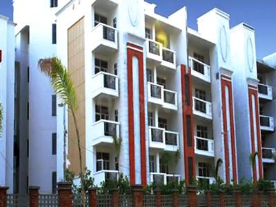 Gallery Cover Image of 1498 Sq.ft 3 BHK Apartment for buy in Aditya DoonShire, Ballupur for 6500000