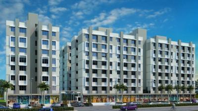 Gallery Cover Image of 585 Sq.ft 1 BHK Apartment for buy in Kalapi Akshardham Height, Vastral for 1700000