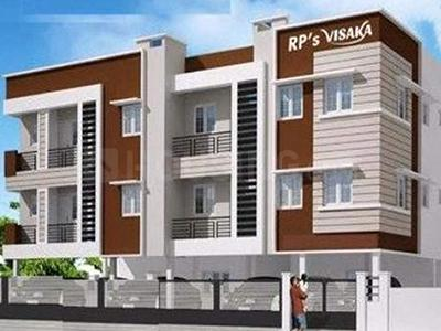 Gallery Cover Image of 550 Sq.ft 1 BHK Apartment for buy in Visaka, Valasaravakkam for 2900000