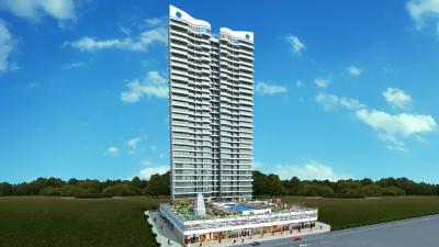 Gallery Cover Image of 1200 Sq.ft 3 BHK Apartment for buy in Paradise Sai Miracle, Kharghar for 15200000