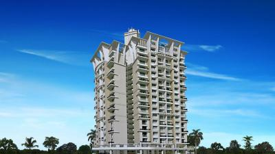 Gallery Cover Image of 1095 Sq.ft 2 BHK Apartment for buy in Simran's Sapphire, Kharghar for 10000000