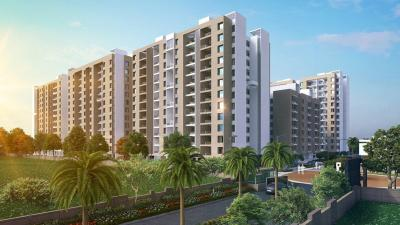 Gallery Cover Image of 1010 Sq.ft 2 BHK Apartment for buy in Pebbles Urbania, Bavdhan for 7300000