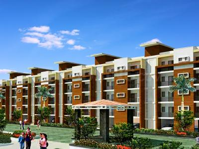 Gallery Cover Pic of Eminent Vrindavan Holiday Homes