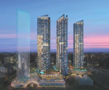 Gallery Cover Pic of Sheth Auris Serenity Tower 1