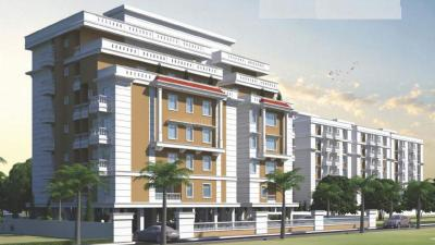 Gallery Cover Image of 1025 Sq.ft 2 BHK Apartment for buy in Protech Tulip, Lalmati for 5000000