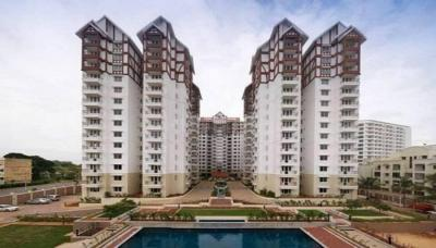 Gallery Cover Image of 1750 Sq.ft 3 BHK Apartment for rent in Prestige Notting Hill, Kalena Agrahara for 35000