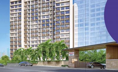 Gallery Cover Image of 459 Sq.ft 1 BHK Apartment for buy in Mahindra Alcove, Andheri East for 12000000