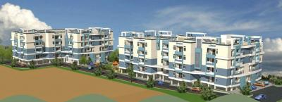 Gallery Cover Image of 1400 Sq.ft 2 BHK Apartment for rent in Sri Gayatri Ocean Blue, Whitefield for 23000