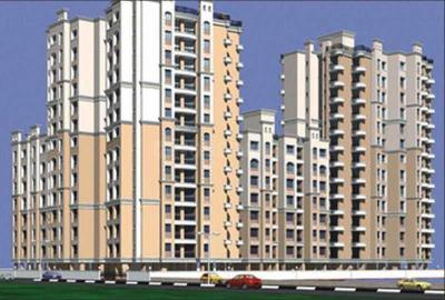 Gallery Cover Image of 750 Sq.ft 2 BHK Apartment for rent in Atul Blue Oasis, Kandivali West for 35000